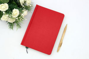 Wholesale Customized Stationery Hard Paper Cover Notebook pictures & photos