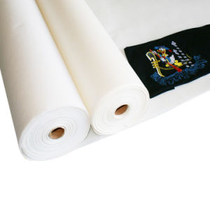 1025sf Pet LDPE Glue Embroidery Back Paper Interlining pictures & photos