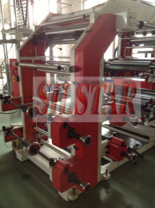 Four Colors Relief Printing Machine pictures & photos