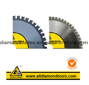 Tct Circular Saw Blade for Cutting Metal pictures & photos