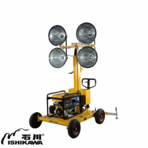 Machinery Mobile Light Tower, LED Tower Light pictures & photos