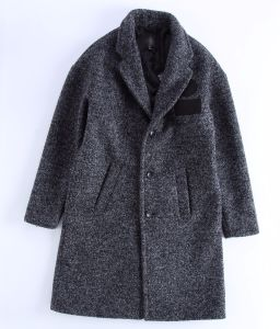 Made to Measure High Quality Tweed Coat for Men pictures & photos