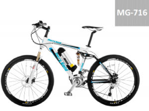 2016 Powerful MID Drive E-Bike for Mountain Style pictures & photos