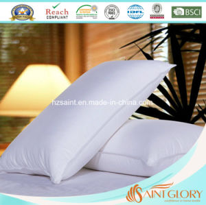 Saint Glory Luxury White Goose Down Three Chamber Pillow pictures & photos