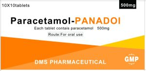 Paracetamol Tablets GMP FDA Approved pictures & photos