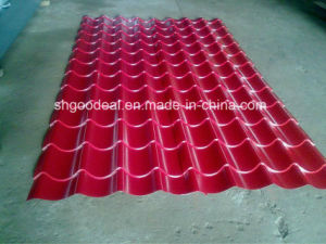 PPGI, PPGL Color Coated Roof Tile From Shandong Yehui pictures & photos