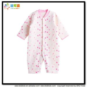 Long Sleeve Kids Clothes Custom Printing Kids Jumpsuit pictures & photos