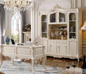 New Wooden Home Furniture Classical Style Bedroom Furniture (9022) pictures & photos