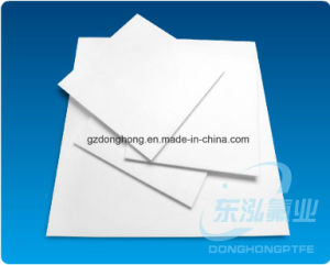 100% Virgin Teflon PTFE Plate Sheet with Good Chemical Resistance pictures & photos