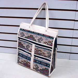 Multifunctional Home Products Jacquard Portable Bag for Promotional pictures & photos