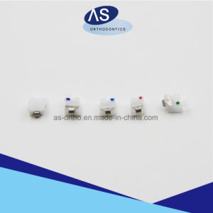 Orthodontic Ceramic Self Ligating Bracket pictures & photos