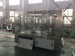 SGS Factory Manufactory Pure/Mineral Water Filling Machine pictures & photos