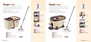 Rotation Mop Spin Mop Magic Mop 360 Mop pictures & photos