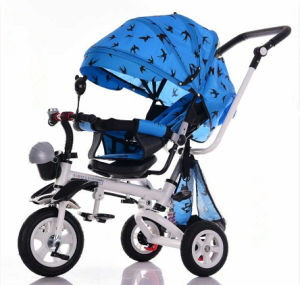 New Folded  Children Tricycle Kids  Baby Tricycle pictures & photos