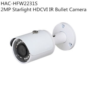 2MP Starlight Hdcvi IR Bullet Camera (HAC-HFW2231R-Z-IRE6-DP) pictures & photos