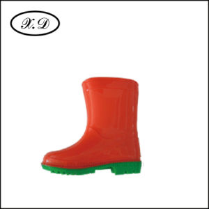 Fashion PVC Boots for Kid pictures & photos