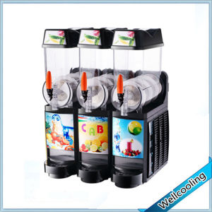 Good Function High Quality 3 Bowl Slush Machine pictures & photos