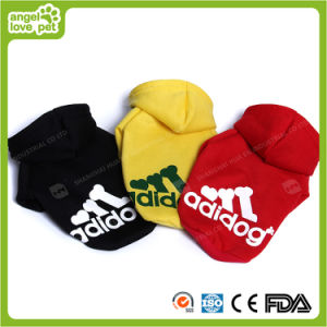 Sportive Colorful Cotton Adidog Dog Clothes (HN-PC715) pictures & photos