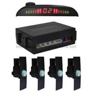 12VDC Parking Sensors with LED display, OEM Product pictures & photos