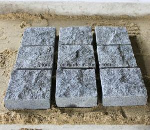 Padang Dark Grey G654 Granite Cube Stone pictures & photos