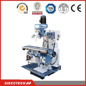 Universal High Quality Vertical Knee Type Milling Machine Price X5040 pictures & photos