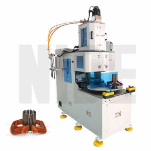 Auto Coil Winding Machine for 2 Poles, 4 Poles and 6 Poles Stator pictures & photos