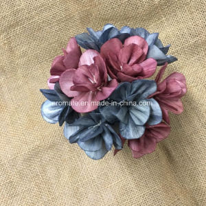 Colored Artificial Sola Wood Flower for Wedding Decoration (SFA41) pictures & photos