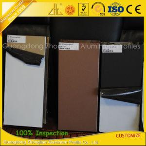 GB Fluorocarbon Coating Aluminium Extrusions for Outdoor Furnitures Decoration pictures & photos