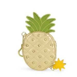 Studded Pineapple Shape Mini Bag pictures & photos