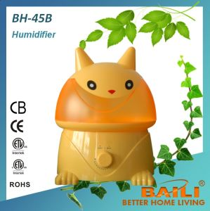 4.5L Cat Classic Ultrasonic Humidifier pictures & photos