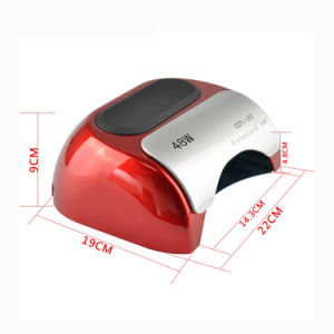 Ce RoHS Automatic Sensor Electric LED Nail Lamp pictures & photos
