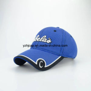 High Quality Sports Baseball Cap with Embroidery Printing pictures & photos