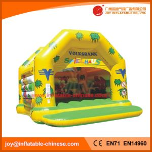 2017 High Quality PVC Tarpaulin Inflatable Jumping Bouncer (T1-412) pictures & photos