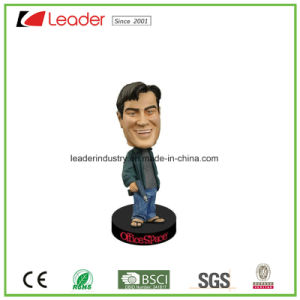 Polyresin OEM Bobblehead Figurines for Decor pictures & photos
