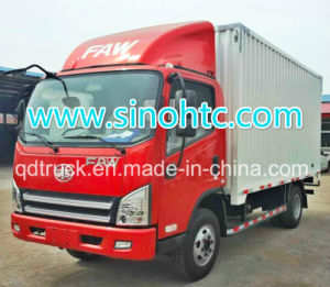 New 6t Sinotruk Mini Lorry Truck with Diesel Engine pictures & photos