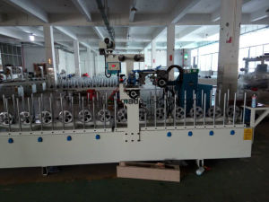 Pur Acrylic Board TUV Certificated Laminating Woodworking Wrapping Machine pictures & photos
