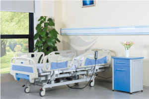 AG-By005 High Quality Five Function Hospital Bed pictures & photos