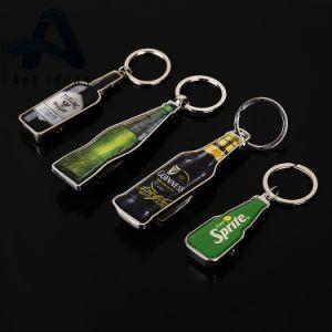 Wholesale Aluminum Bottle Opener Keychain/Bottle Opener Keyring/Keychain Bottle Opener pictures & photos