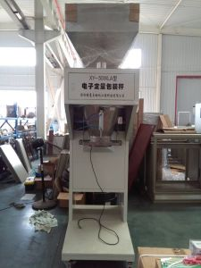 Quartz Powder Bagging Machine with Conveyor and Sewing Machine pictures & photos