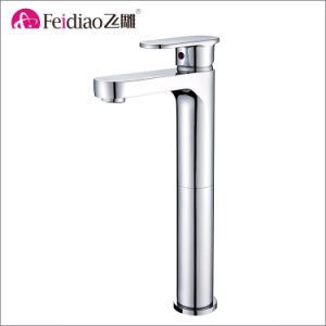 Hot Selling Popular Brass Single Handle Tall Basin Faucet