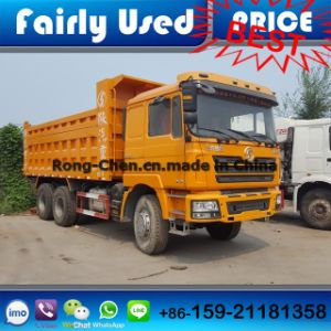 Used Heavy Duty Dump Truck Shacman F3000 pictures & photos