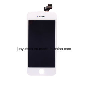 Mobile Phone LCD Display Touch Screen for iPhone 5 5s pictures & photos