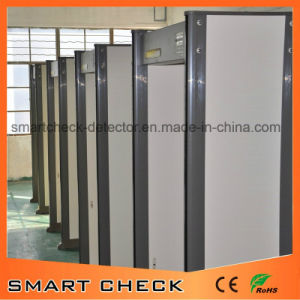 33 Zones Walk Through Metal Detector Gate Security Equipment for Checkpoint Security Inspection pictures & photos