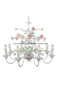 Pastoralism Flowery White Chandelier pictures & photos