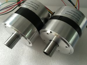 80mm BLDC Motor with Hollow Shaft Brushless Motor