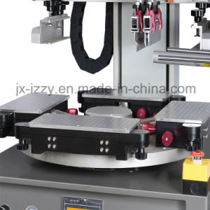 1 Color Rotary Silk Screen Printing Machine pictures & photos