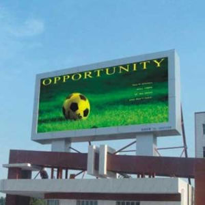 P10 LED Display (outdoor) pictures & photos
