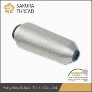 Sakura Customized Japanese Metallic Thread for Machine Embroidery pictures & photos