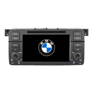Car DVD Player Double DIN Andriod System 5.1 Version for B M W E46 2006-2013 pictures & photos