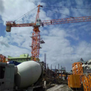 5610 6ton Top Kits Tower Crane Price Construction Building Lifting Equipment pictures & photos